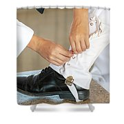 Us Naval Sea Cadet Corps - Gulf Eagle Division, Florida Shower Curtain