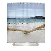 Vatersay Shower Curtain