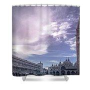 Venice, San Marco Shower Curtain