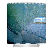 Venice Surf Shower Curtain