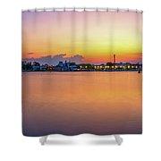 Washington Sunrise Shower Curtain