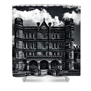 West Virginia State Penitentiary Shower Curtain