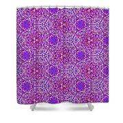 Arabesque 085 Shower Curtain