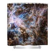 30 Doradus - Tarantula Nebula 8  Shower Curtain