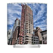 301 E 50th 1 Shower Curtain