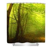 Nature Art Landscape Shower Curtain