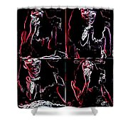 30mnco5 Shower Curtain