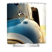 3100 Chevrolet Shower Curtain