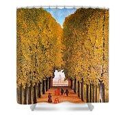 31165 Henri Rousseau Shower Curtain