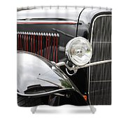 '32 Ford Shower Curtain