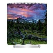Cool Landscape Shower Curtain