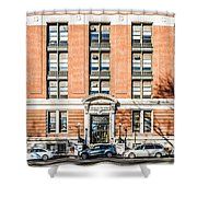 33 Cpw Shower Curtain