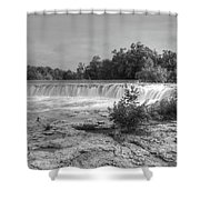 Grand Falls Shower Curtain