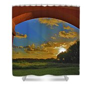33- Window To Paradise Shower Curtain