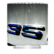 335i Shower Curtain