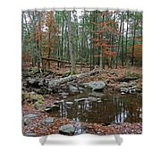 Great Smoky Mountains National Park Shower Curtain