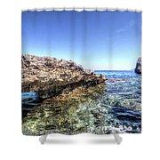 Hvar Croatia Shower Curtain