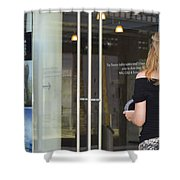 Art Of Life Shower Curtain