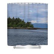 Alaska_00035 Shower Curtain