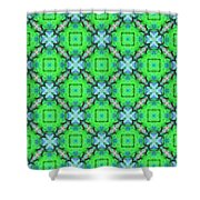 Arabesque 093 Shower Curtain