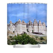 Cappadocia - Turkey Shower Curtain