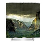 Landscape Nature Shower Curtain