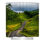 Landscape Pictures Shower Curtain