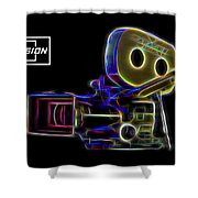 35mm Panavision Shower Curtain by Aaron Berg