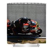 363 Suzuki Shower Curtain