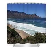 369 Looking Glass  Shower Curtain