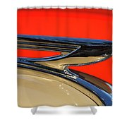'37 Chevy Shower Curtain
