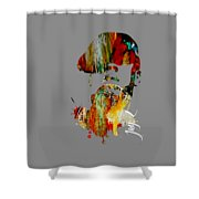 Jay Z Collection Shower Curtain