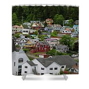 Alaska_00039 Shower Curtain