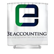 3e Accounting Pte Ltd Shower Curtain