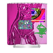 4-1-2015fabcdef Shower Curtain