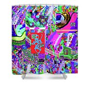 4-12-2015cabcde Shower Curtain
