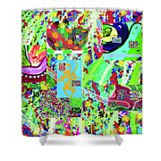 4-12-2015cabcdefghijklmnopqrtuv Shower Curtain