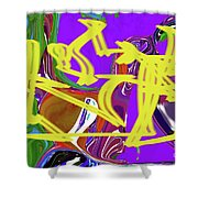 4-19-2015babcdefghijk Shower Curtain