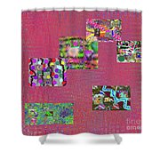 4-27-4057h Shower Curtain