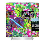 4-29-2057m Shower Curtain
