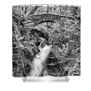 Aira Force Shower Curtain