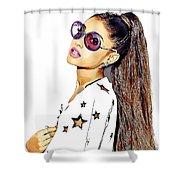 Ariana Grande Shower Curtain