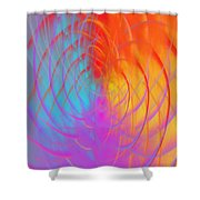 Art No.15 Shower Curtain