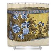 Bandbox Shower Curtain