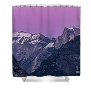 Beauty Of Yosemite Shower Curtain