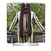 Bigga Haitian Shower Curtain