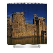 Bodium Castle Sussex Shower Curtain