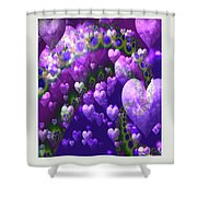 Boundless Love Shower Curtain