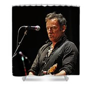 Bruce Springsteen Shower Curtain