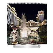 Caesars Palace Shower Curtain
